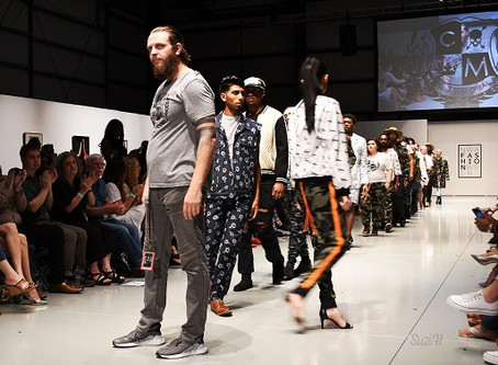 Check Out The christianMicheal Runway at the NWA Fashion Week Fall Show.