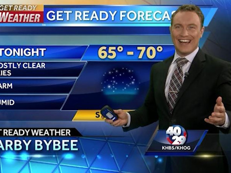 The Arkansas CW Wants You To Get To Know 40/29 Chief Meteorologist Darby Bybee
