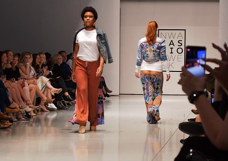 Check out Framed In Fashion at the NWA Fashion Week Fall Event