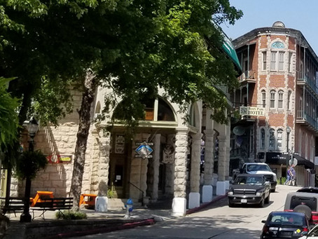 Ghost stories from the Basin Hotel in Eureka Springs