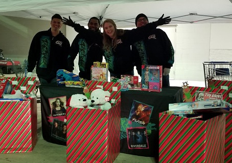 Local Toy Drive This Friday to Benefit NWA Children's Shelter