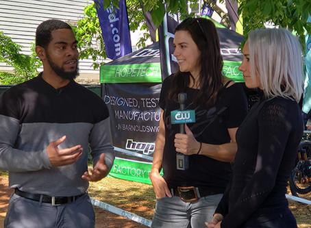The Crew spoke with World Champion Olympian Caroline Buchanan and World Champion Anneke Beerten