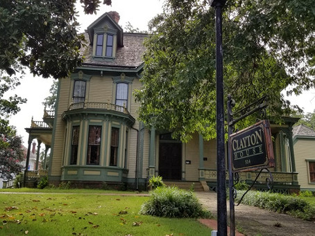 Ghost Stories from the Clayton House Museum in Fort Smith