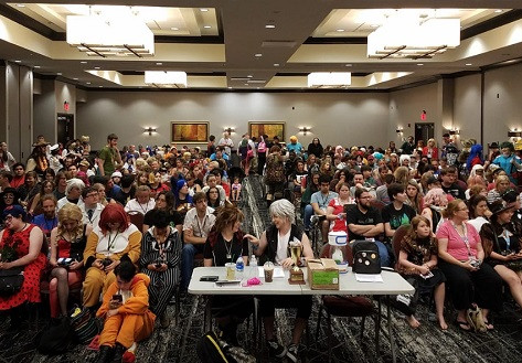 The 2019 Arkansas Anime Festival Special Guests Announced.