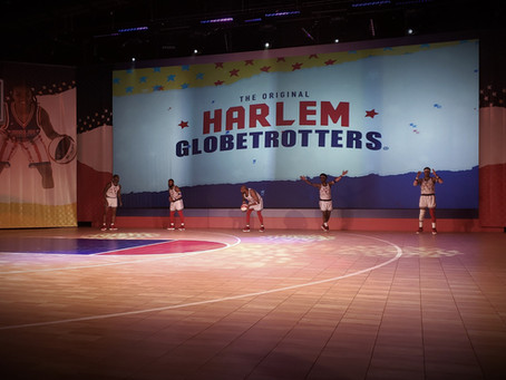 The Harlem Globetrotters & Silver Dollar City Team Up To Entertain Vistors This Summer!