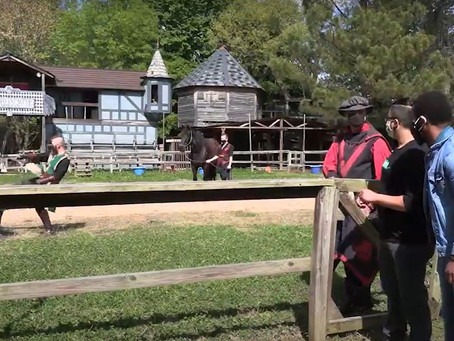 25TH Annual Oklahoma Renaissance Festival At Castle of Muskogee Starts This Weekend