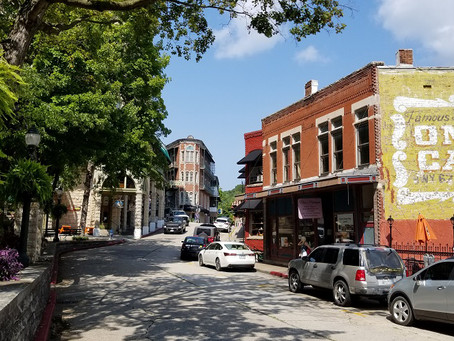 The Crew Checked Out What Is New At The Historic 1905 Basin Park Hotel in Eureka Springs
