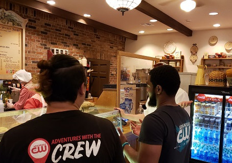 The Crew Checks Out Eva & Delilah's Bakery and Molly's Mill Restaurant at Silver Dollar City.