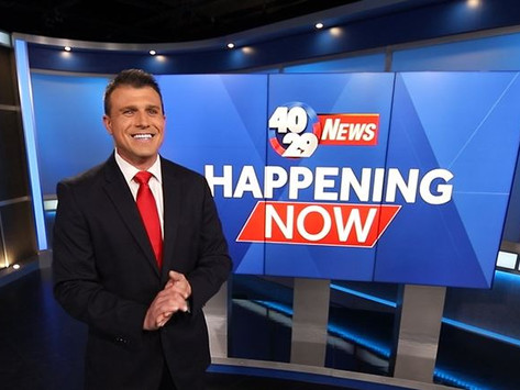 The Arkansas CW Wants You To Get To Know 40/29 News Anchor Brandon Evans