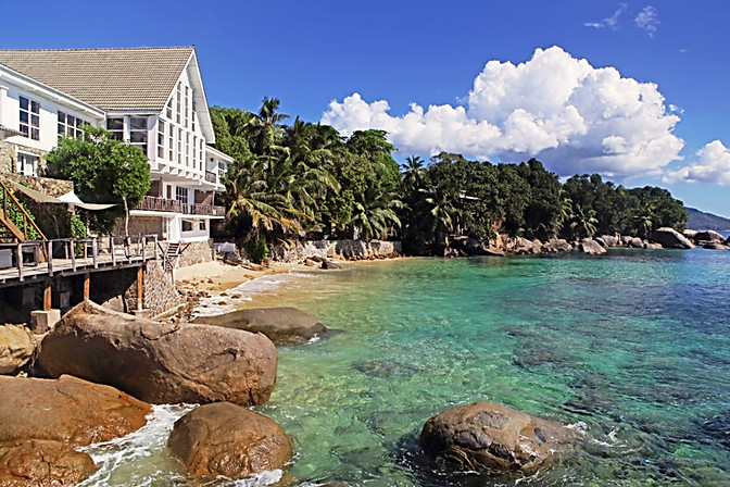 The Bliss Hotel - Seychelles