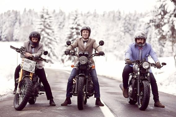 Distinguished Gentlemen Ride