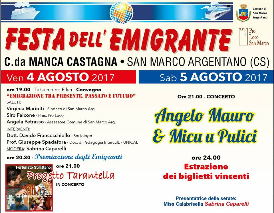 Festa dell'Emigrante
