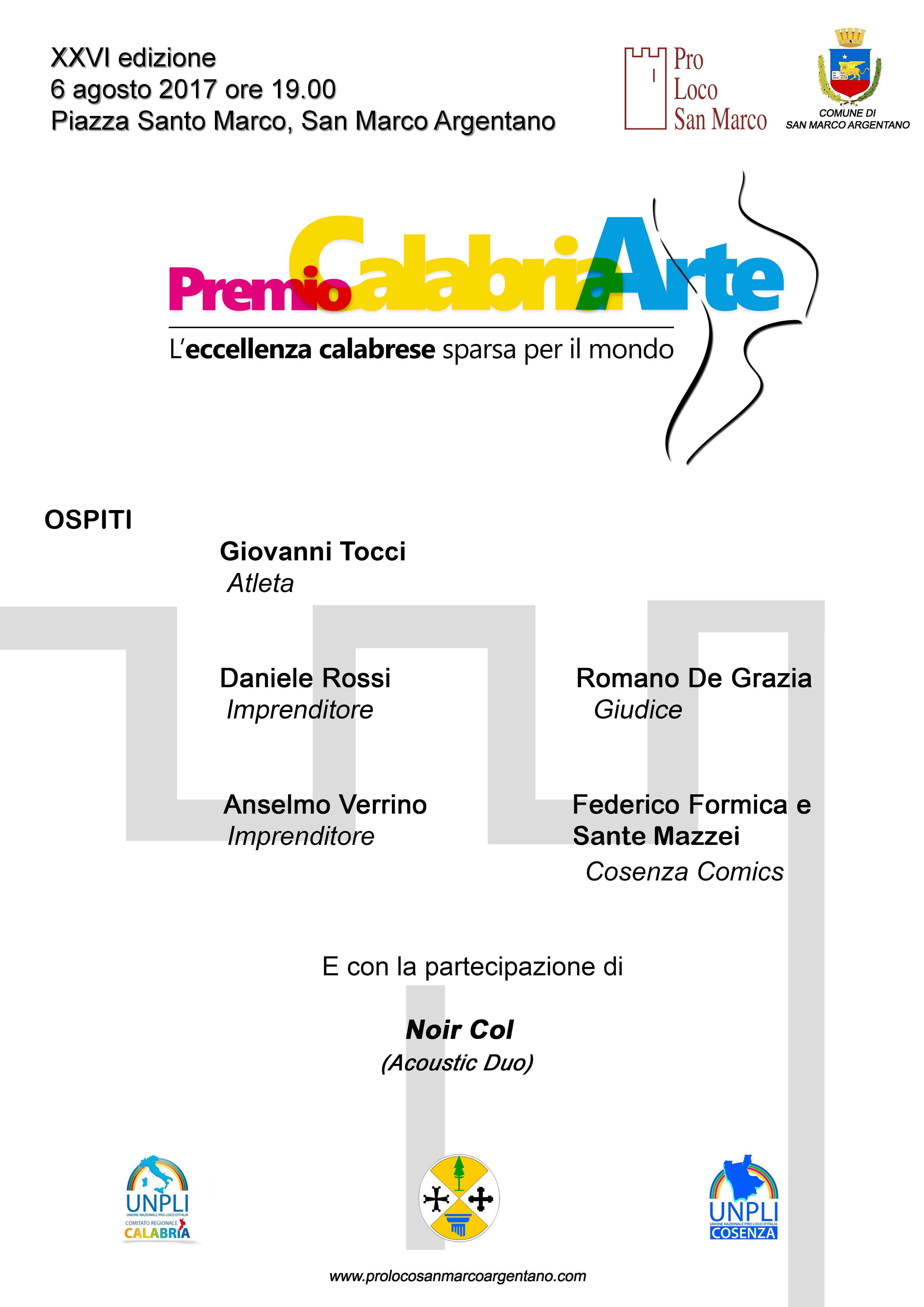 Premio Calabria Arte