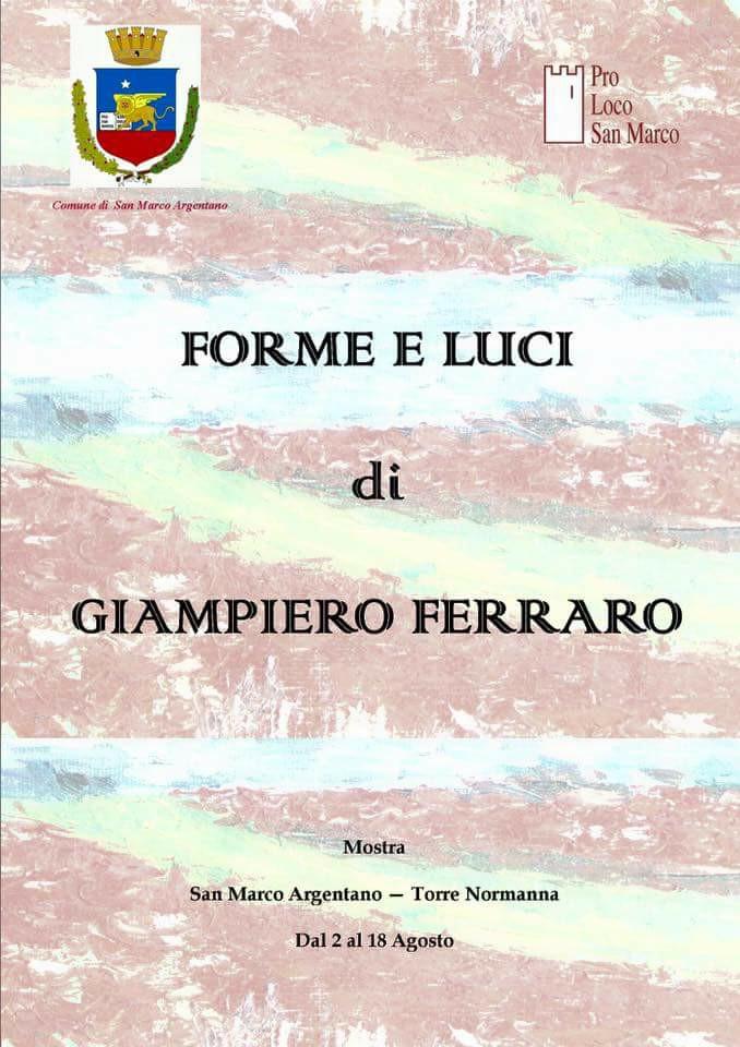 Forme e Luci di G. Ferraro