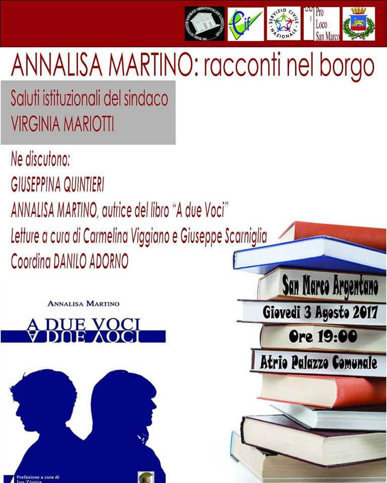 A due voci di A. Martino