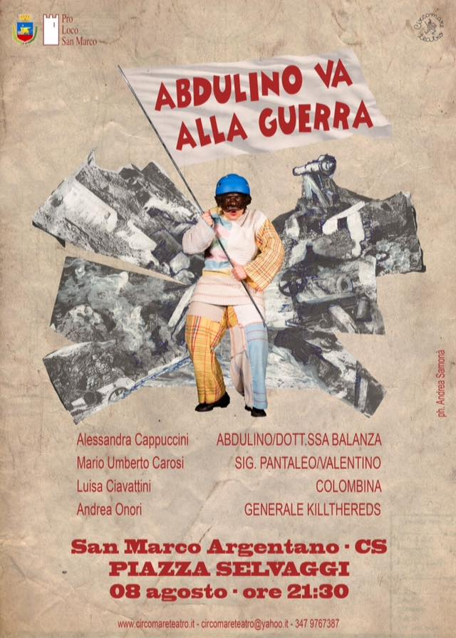 Abdulino Va Alla Guerra