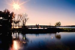 Lake Parker bridge