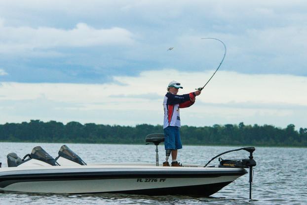 prosthetic fishing
