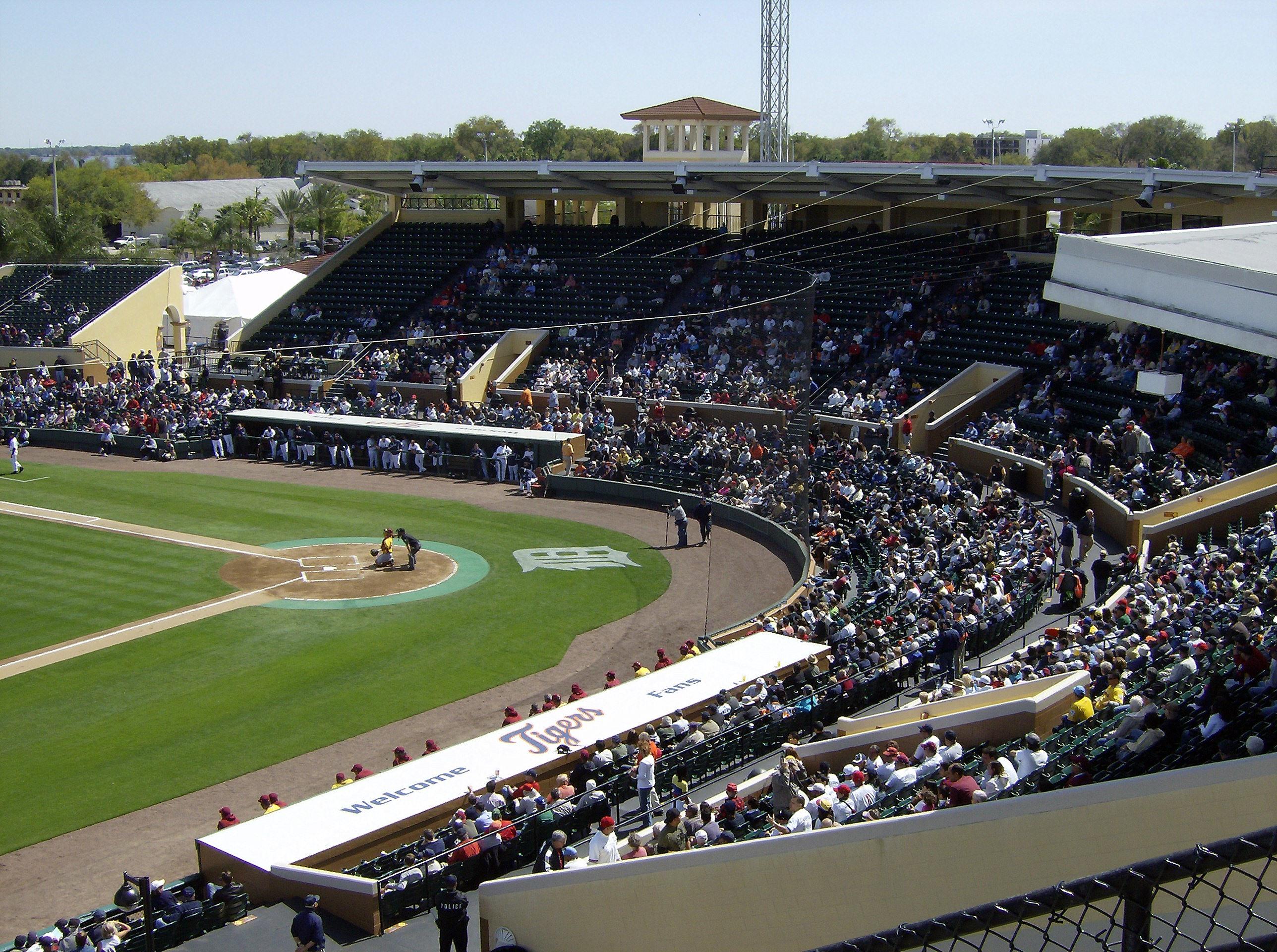 Detroit Tigers Training Stadium