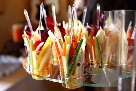 Bicchierini alle verdure