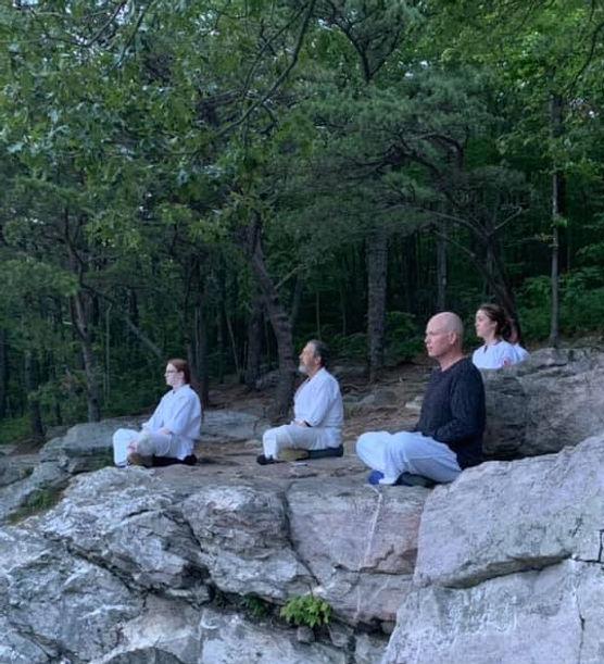 Sunrise Meditation, Bear's Den, VA.jpg