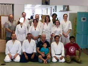 Being a Black Belt: Making room for those behind you.