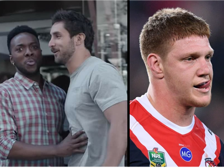 'Toxic masculinity' to more NRL sex tapes