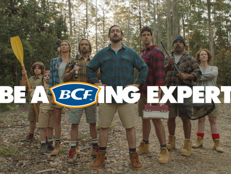 Xmas crises and BCF-ing advertisements