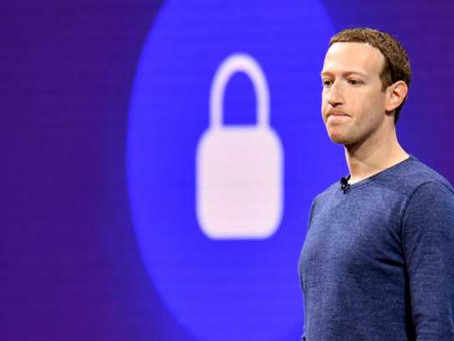 Apple hits Facebook where it hurts (and nothing about the Banking Royal Commission)