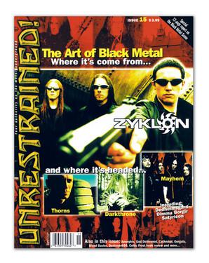 Unrestrained Music Magazine