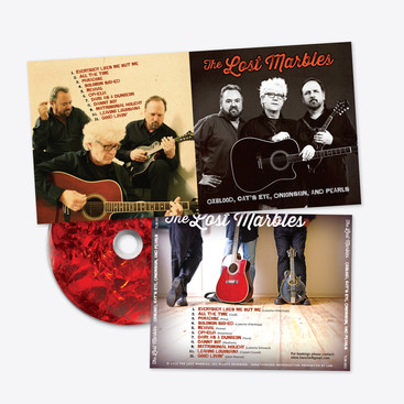 Lost Marbles CD