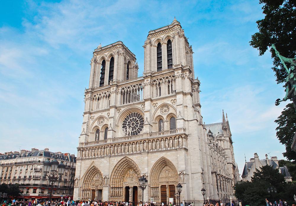 Notre Dame horizontal