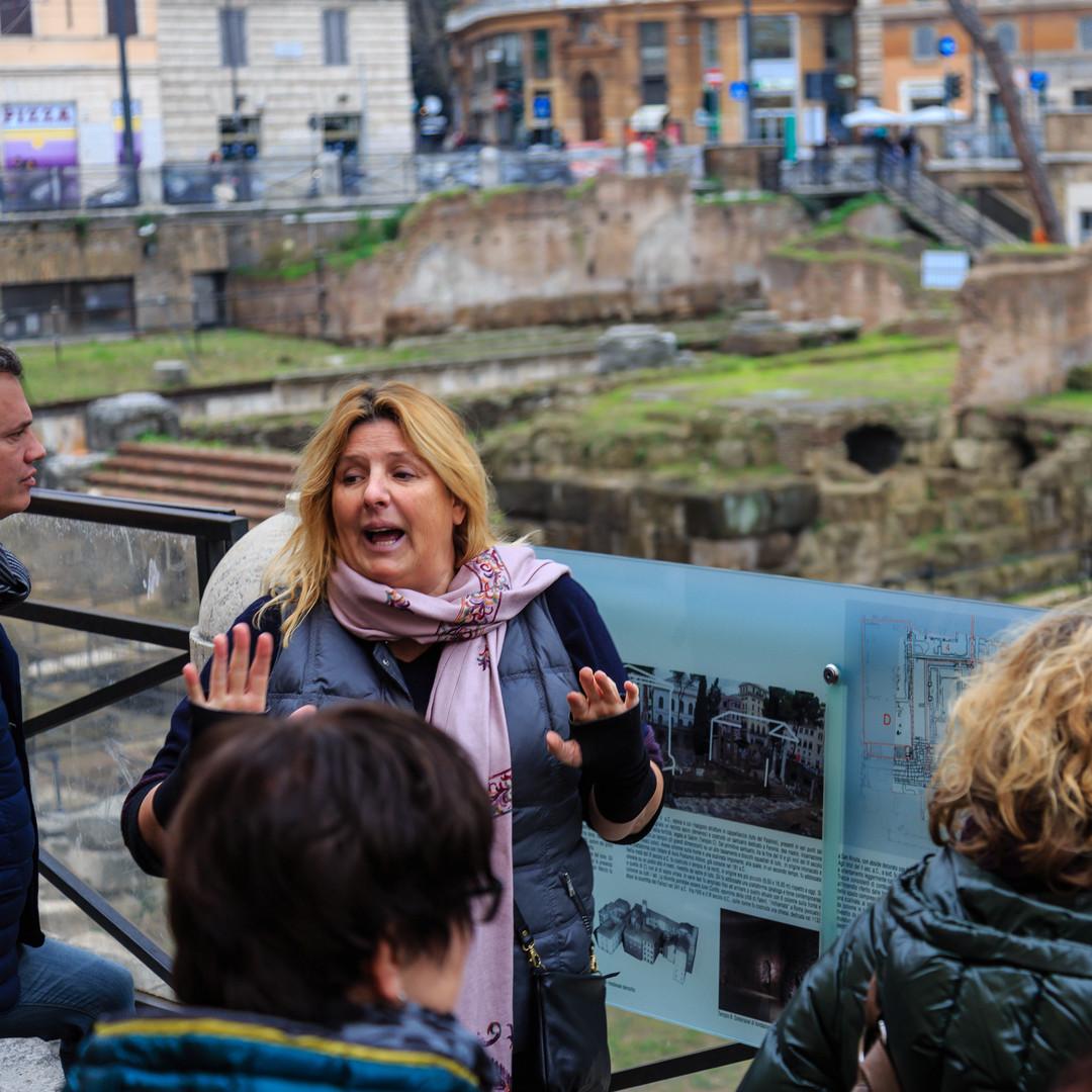 Entdecken Sie mit uns die antiken Schätze der Ewigen Stadt | Incentive Reisen Italien | Agentur für Firmenevents in Italien