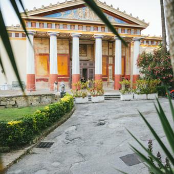 Eine historische Privatvilla in Neapel - wir finden die richtige Location für Ihr Event in Italien | DMC Rom
