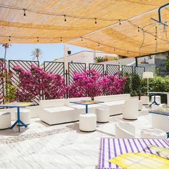 Genießen Sie die Insel Capri und einen sommerlichen Light Lunch in diesem Geheimtipp-Restaurant | DMC Agentur Italien
