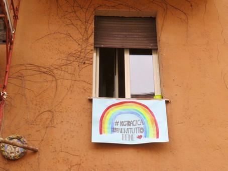 Impressionen - Lockdown Tag 16 in Rom