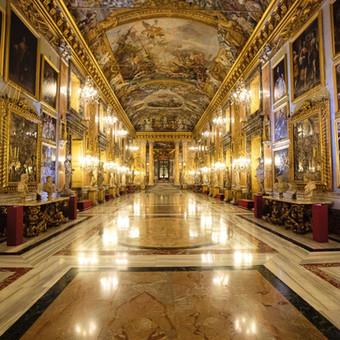 Wie wäre es mit einem Gala-Dinner in einem historischen, italienischen Palast? | Incentives Italien