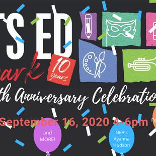 10 Years of Arts Ed Newark