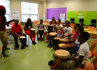 The Newark Arts Education Roundtable is Celebrating Five Years Of Summer Plus