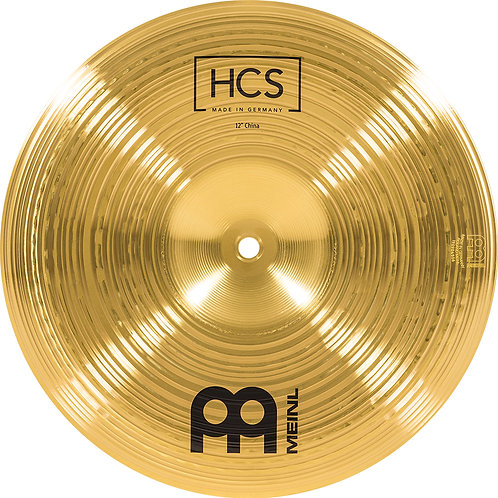 "MEINL Cymbals HCS China 12"""