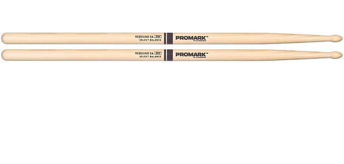 "Promark 5A Rebound Balance .550"" Hickory Wood Tip"