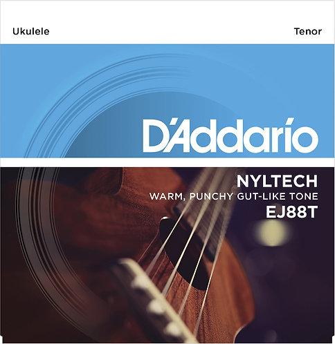 D'Addario Saitensatz Ukulele, Tenor Nyltech .026, .032, .038, .028