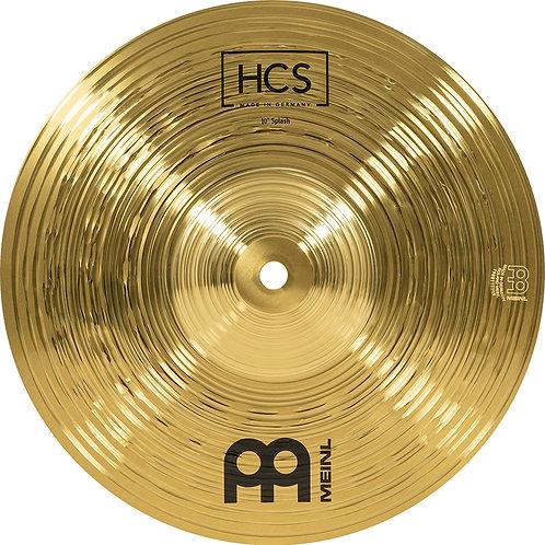"""MEINL Cymbals HCS Splash 10"""""""