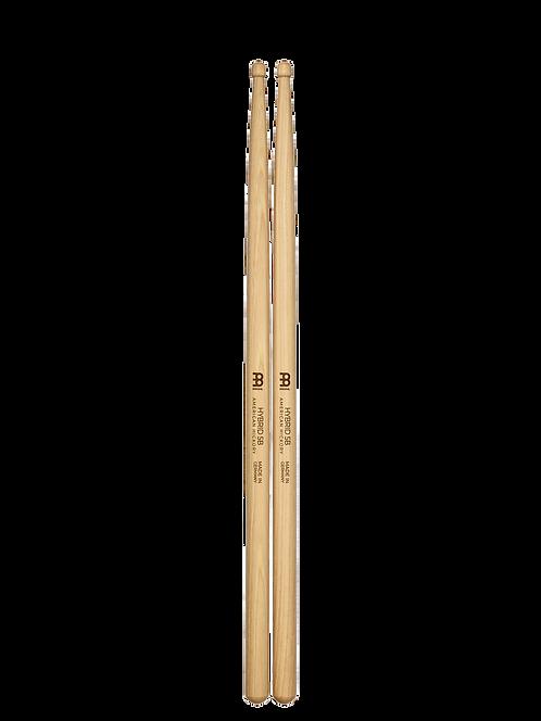 MEINL Stick & Brush Hybrid 5B Wood Tip Drumstick