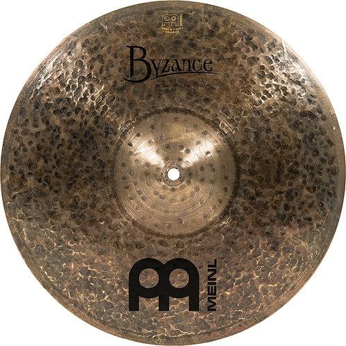 "MEINL Cymbals Byzance Dark HiHat 15"""