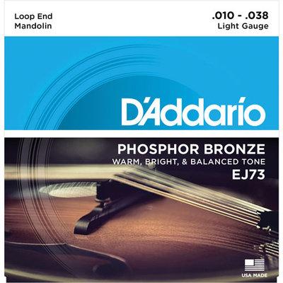 DAddario Saitensatz für Mandoline