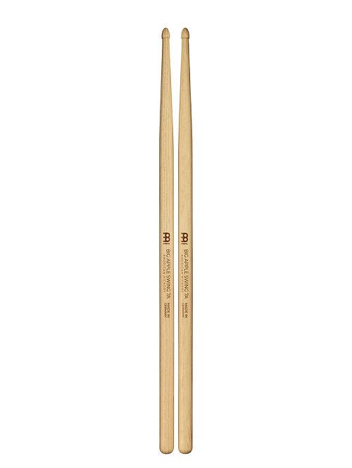MEINL Stick & Brush Big Apple Swing 7A Small Acorn Wood Tip Drumstick