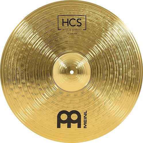 """MEINL Cymbals HCS Crash Ride 20"""""""