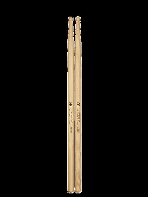 MEINL Stick & Brush Hybrid 5A Wood Tip Drumstick