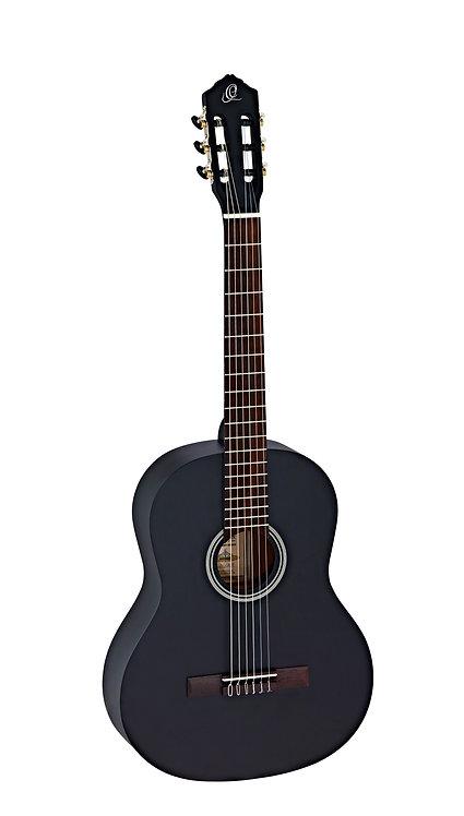 ORTEGA Student Serie Konzertgitarre Black (RST5MBK)
